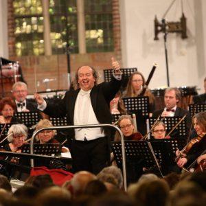 Radio 4 interview met chef dirigent Zeeuws Orkest Ivan Meylemans