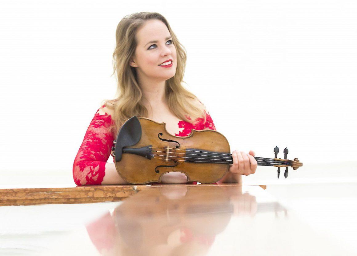 Voorjaarsconcert  met Lisa jacobs, viool