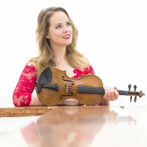 Verplaatst voorjaarsconcert  met Lisa jacobs, viool